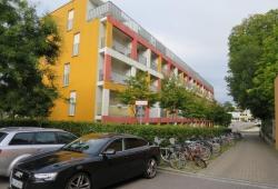 1-Zimmer Apartment mit Dachterrasse